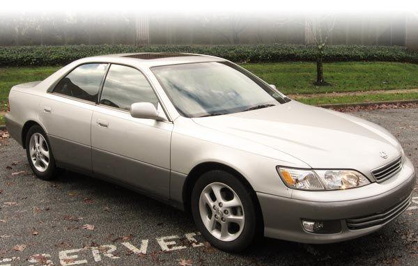 Cheap Luxury Reliable Used Car Lexus Es300 1997 2001 Brief