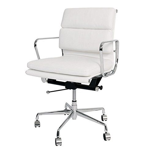 Plata Eames Executive Office Chair U2014 White |