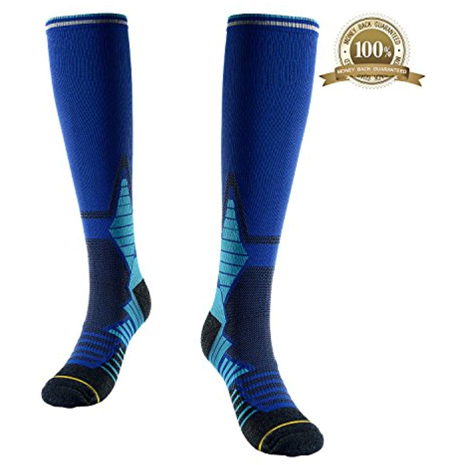 Kunto Fitness Compression Socks Large Medical & Mobility Orthopedics & Supports