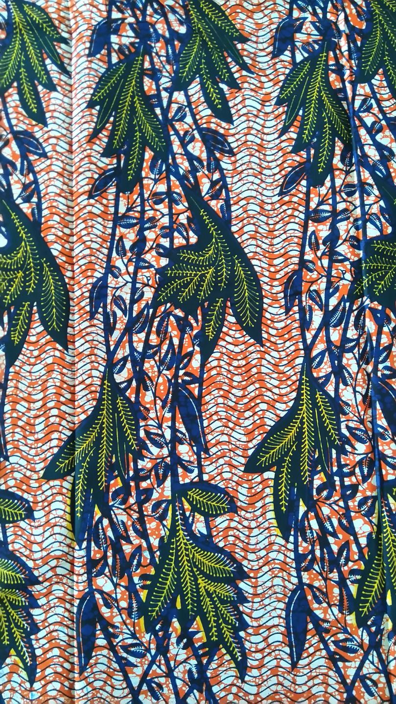 Wax Africain Authentique Pagnes Africa Patterns