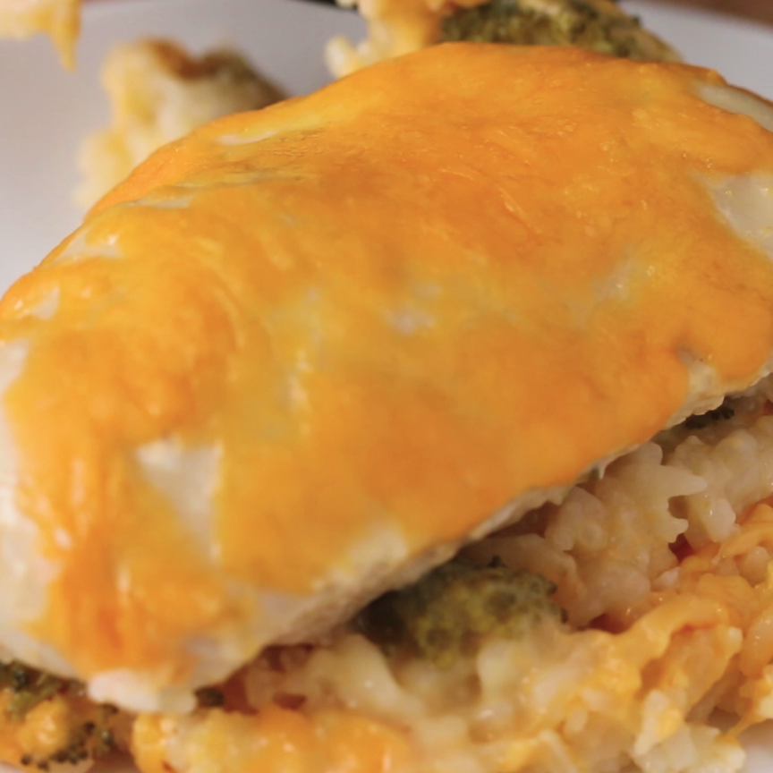 You Should Make This Easy Chicken And Rice Casserole For -6031
