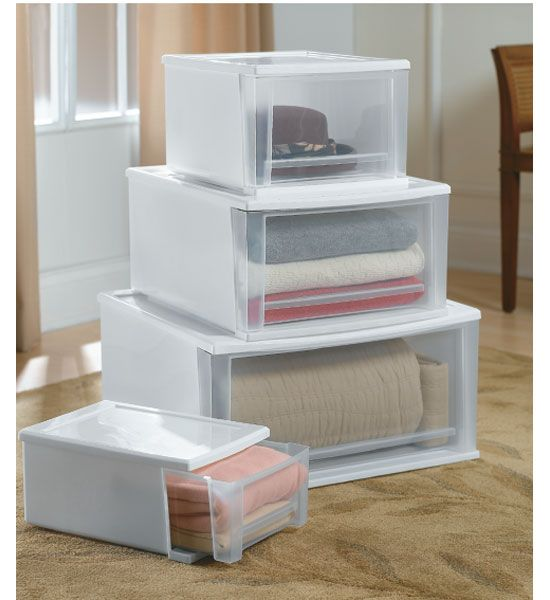 Beau Store Clothes Shoes Toys Games And More With This Stackable Plastic Storage  Drawers. These Space Savers Maximize Vertical Storage Space By Stacking On  Top ...