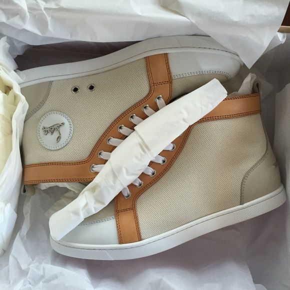 0f7a863e5474 Christian Louboutin Mens sneaker Brand new authentic Loubs -Limited edition  - Christian Louboutin Shoes Sneakers