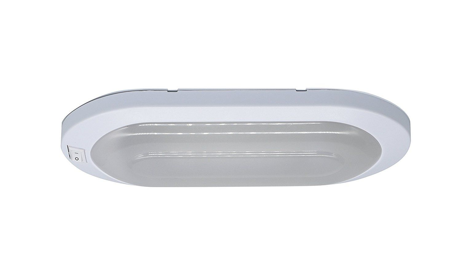 Amazon Com Facon New Led 12v Bright Pancake Light Interior Ceiling Dome Light 6w 470 Lm With On X2f Off Switch Dome Lighting Ceiling Domes Interior Lighting
