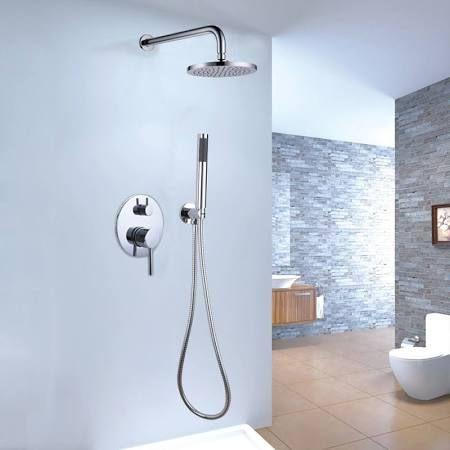 Dual Rain Shower Head With Handheld Google Search Bathroom