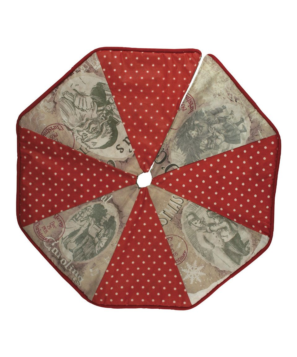 Look what I found on zulily! Christmas Tree Skirt by