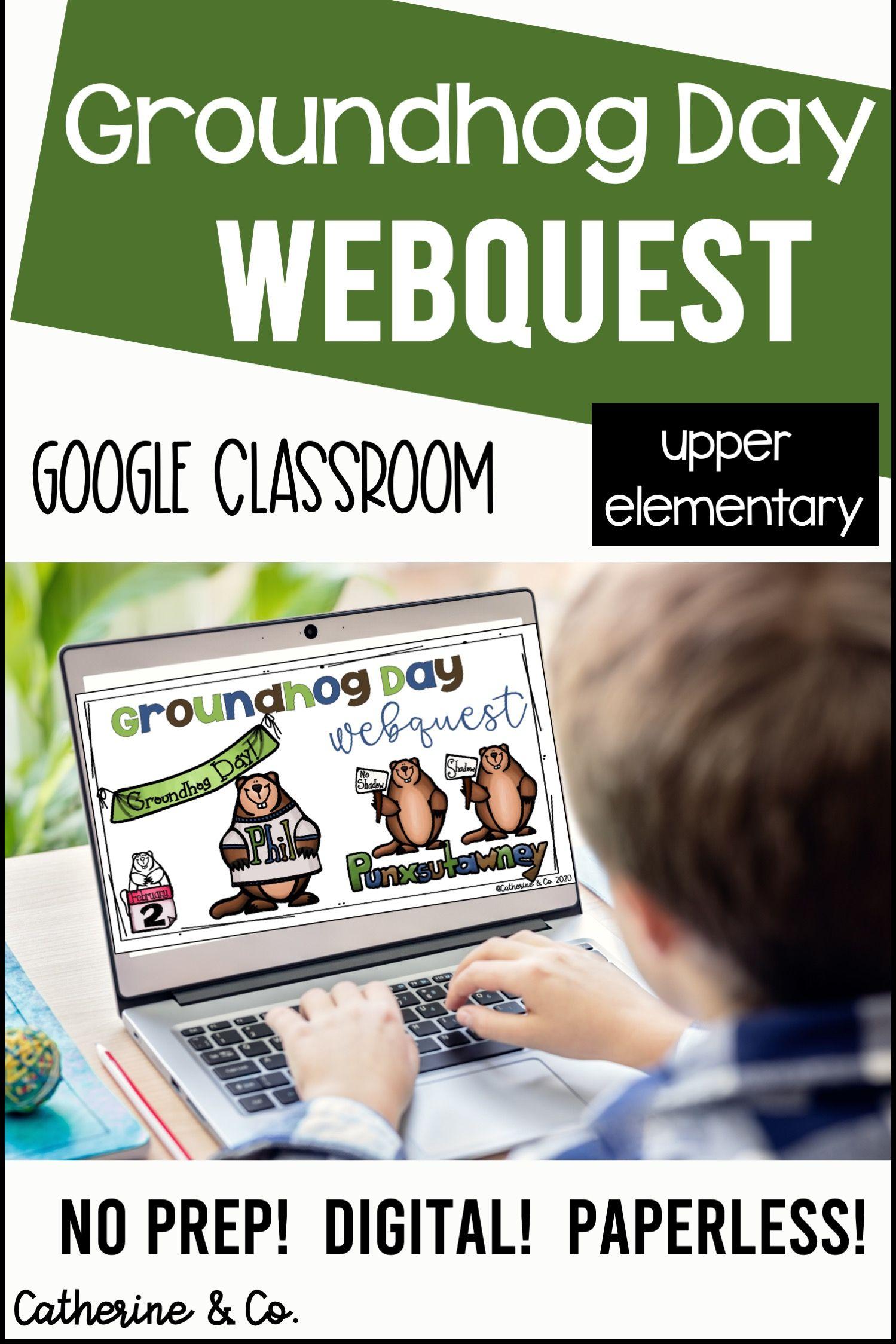 Webquest Activity