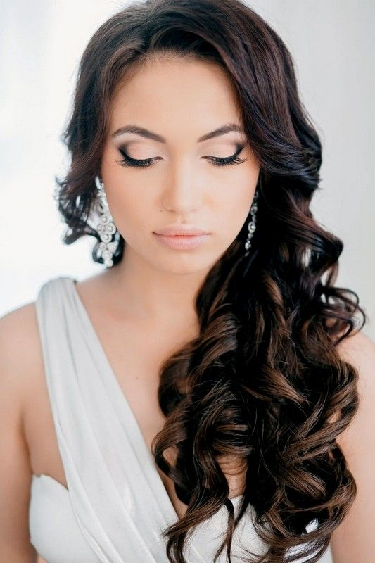 Super 1000 Images About Maquillaje Y Peinado Novias On Pinterest Pelo Short Hairstyles Gunalazisus