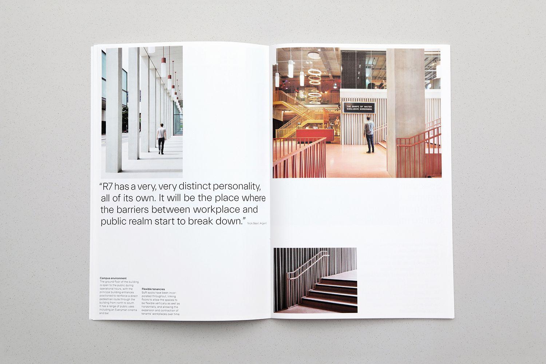 Morris Company By Bob Design Graphic Design Books Project Brochures Brochure Design