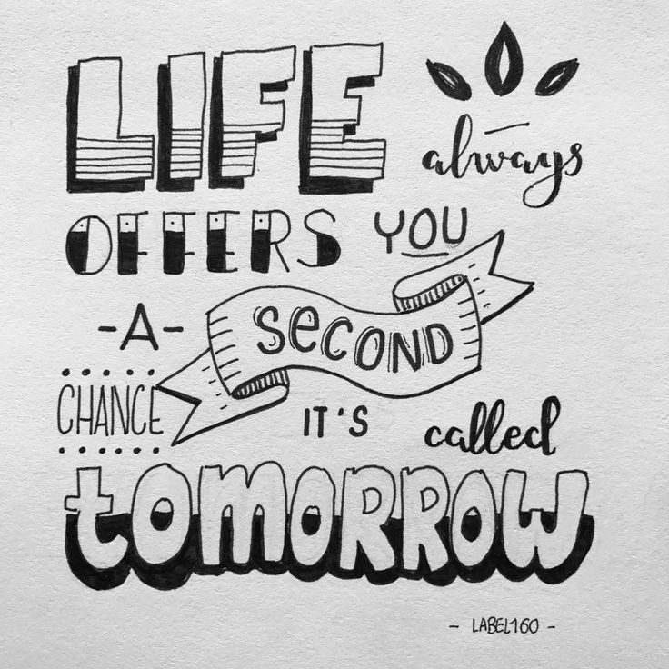 Life💞💞 | Hand lettering quotes, Drawing quotes, Doodle quotes