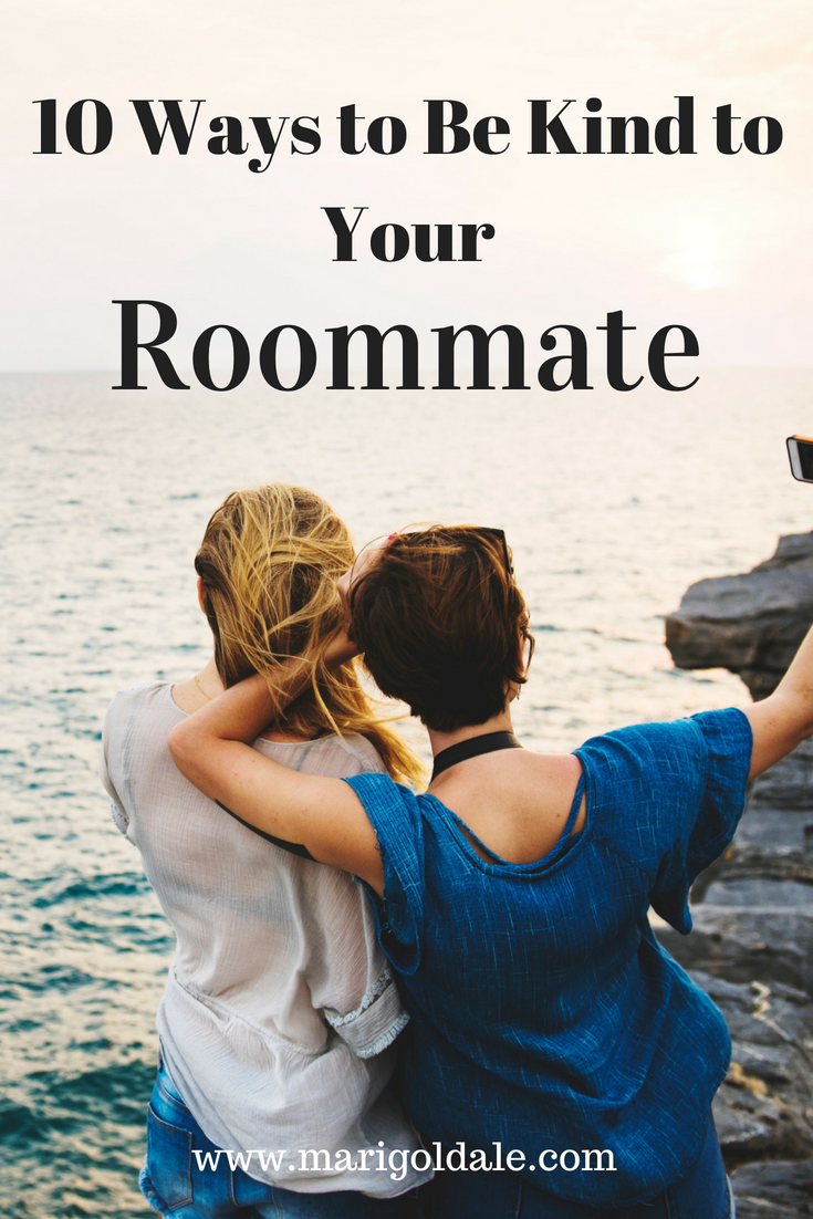 tips for dating your roommate
