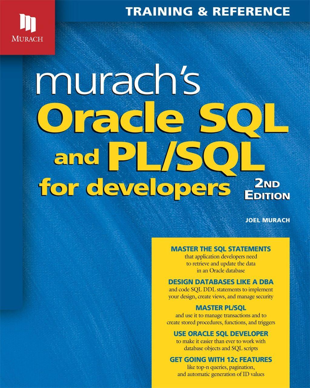 Pl Sql Programming Book