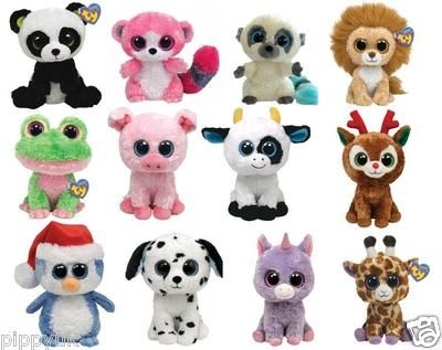 084d1e773aa TY BEANIE BOOS BOO ~ CHOOSE YOUR 6
