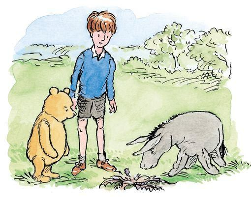 Book Return To The Hundred Acre Wood With Images Winnie The