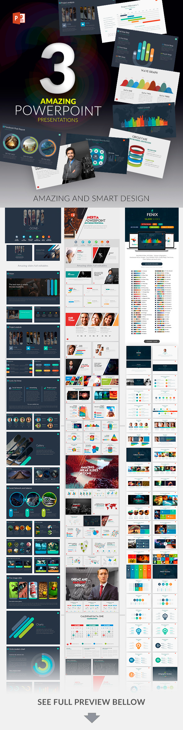 3 powerpoint templates pack template download here http 3 powerpoint templates pack by zacomic toneelgroepblik Image collections