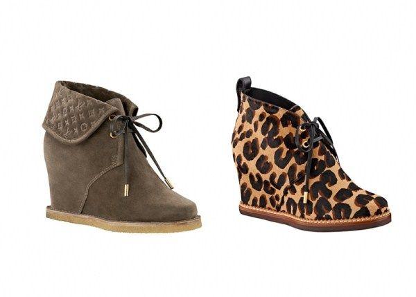 Louis Vuitton Pre-Fall 2012 Ayakkabı Koleksiyonu
