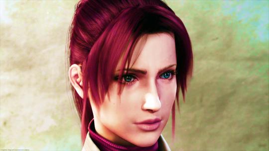 Claire - Resident Evil Revelations 2