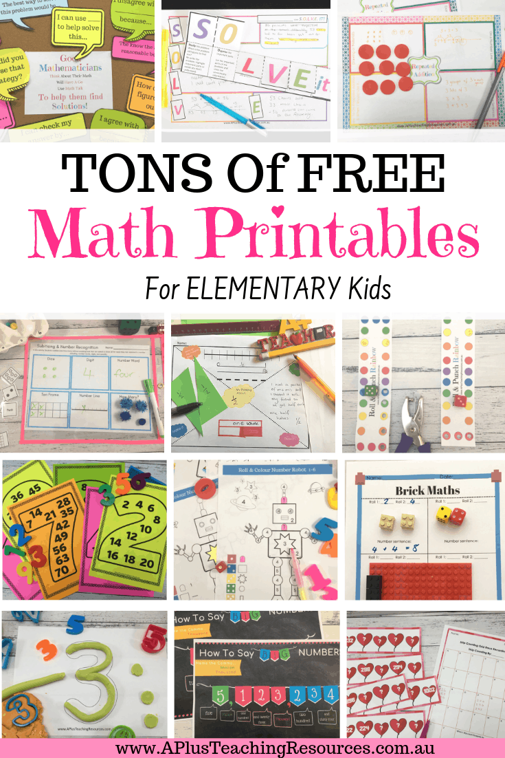 Visit Our Site For Free Teacher Worksheets And Printables Teacher Worksheets Teacher Favorite Things Free Math Printables [ 1102 x 735 Pixel ]