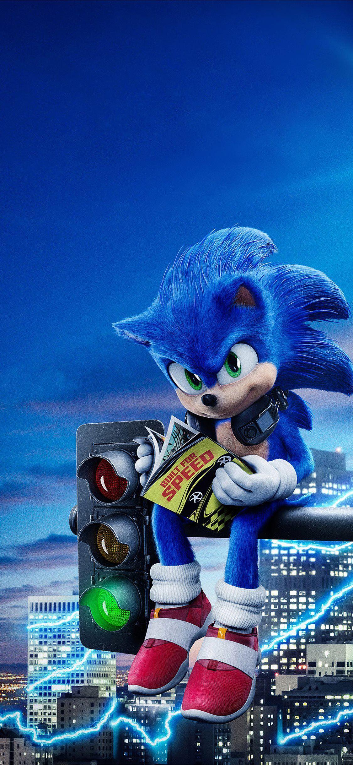 Sonic The Hedgehog Wallpaper Iphone