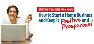Start your online business at home