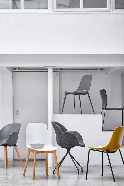 Die RAUMFREUNDE Stühle sind nicht nur ein Augenschmaus sondern auch