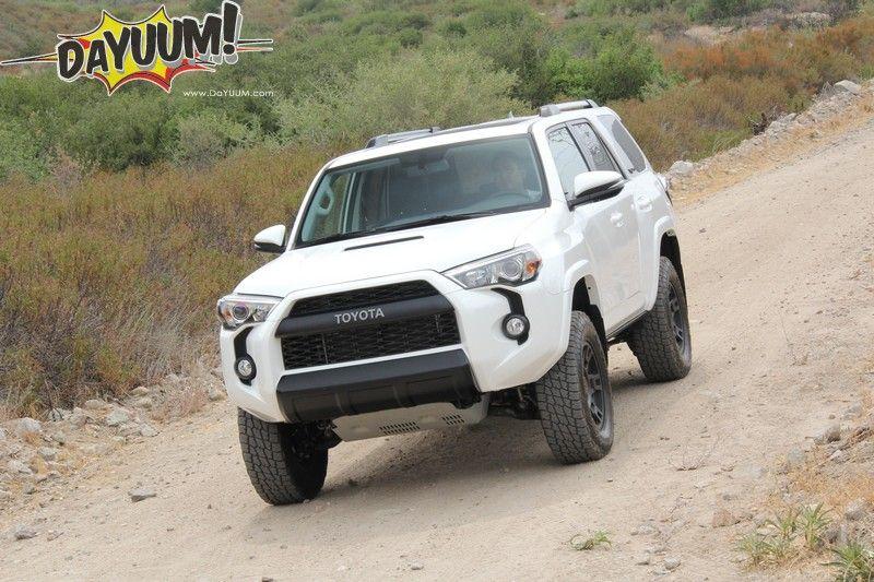 2015 TRD Pro 4Runner in Super White. | Toyota 4Runner ...
