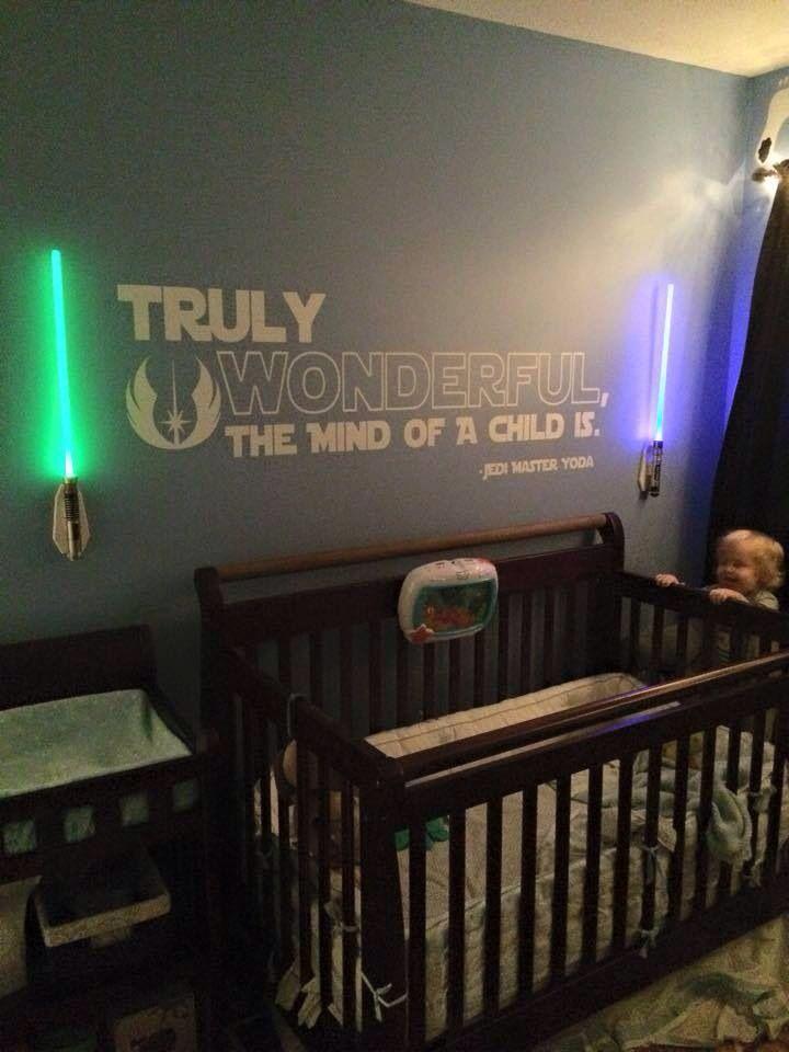 Future Sons Room Just Sayin Star Wars Baby Room Star Wars Room Star Wars Nursery