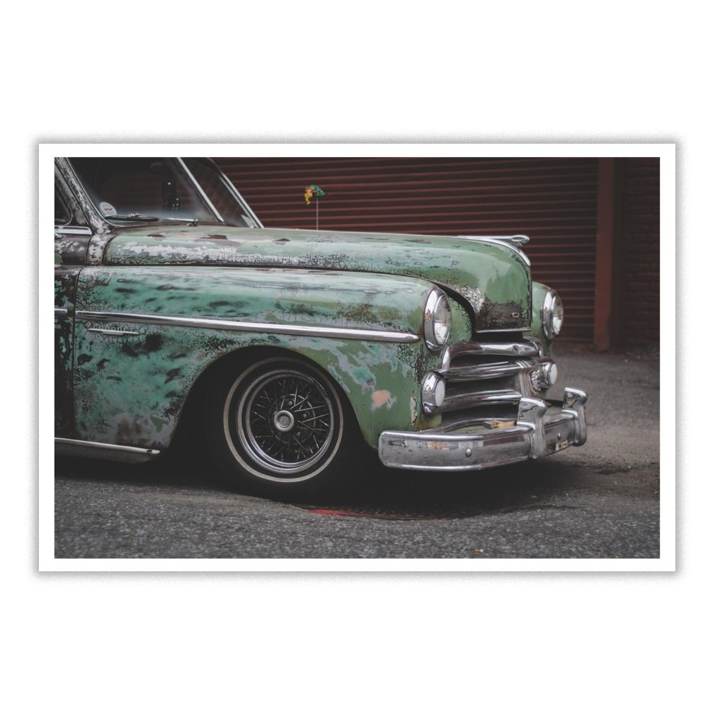 Vintage Car Poster   Pin what you love   Pinterest   Car posters