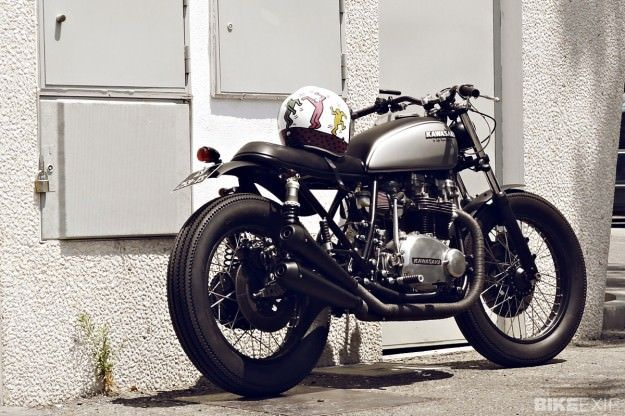 KZ750 by Cafe Racer Dreams