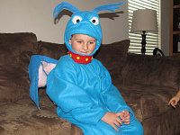 toddler child custom made stuffy dragon from doc mcstuffins halloween costume - Doc Mcstuffins Halloween Bag