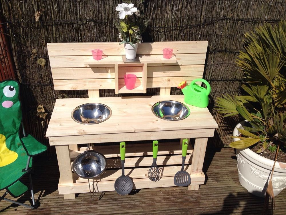 MUD KITCHEN Hand Made to Order! Childminding Early Years