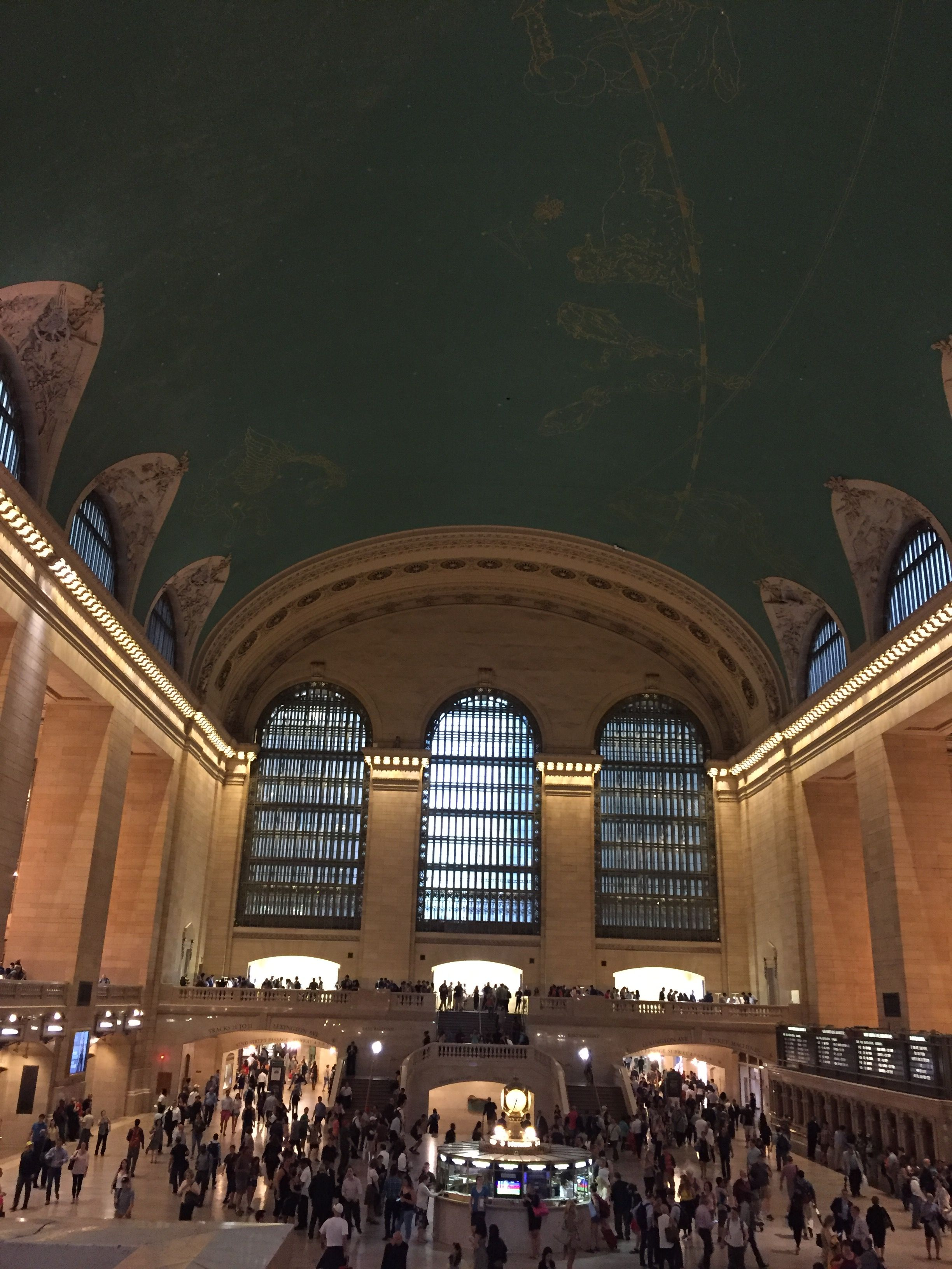Inside Grand Central Station NYC Photo Credit: Gina Colella ...