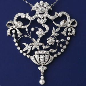 Edwardian Jewelry – Necklaces «