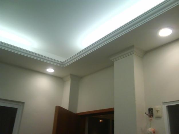 Plafones decorativos residenciales buscar con google for Plafones decorativos pared