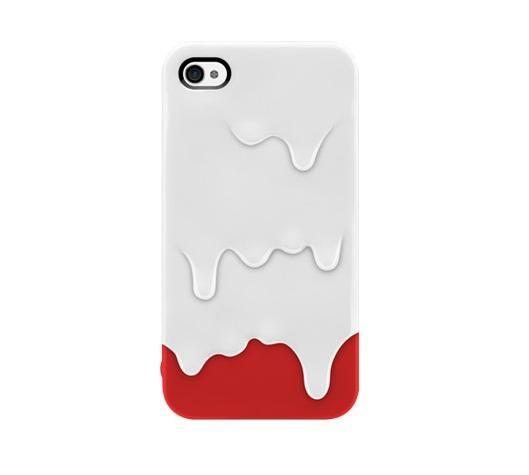 iPhone 4S : Coques SwitchEasy Melt en couleurs pour smartphone ...