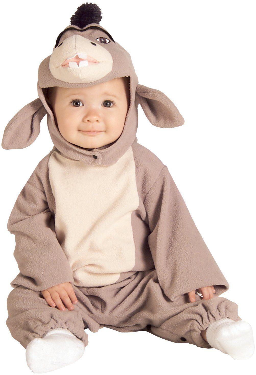 3b2275ca3fdd Shrek - Donkey Infant Toddler Costume