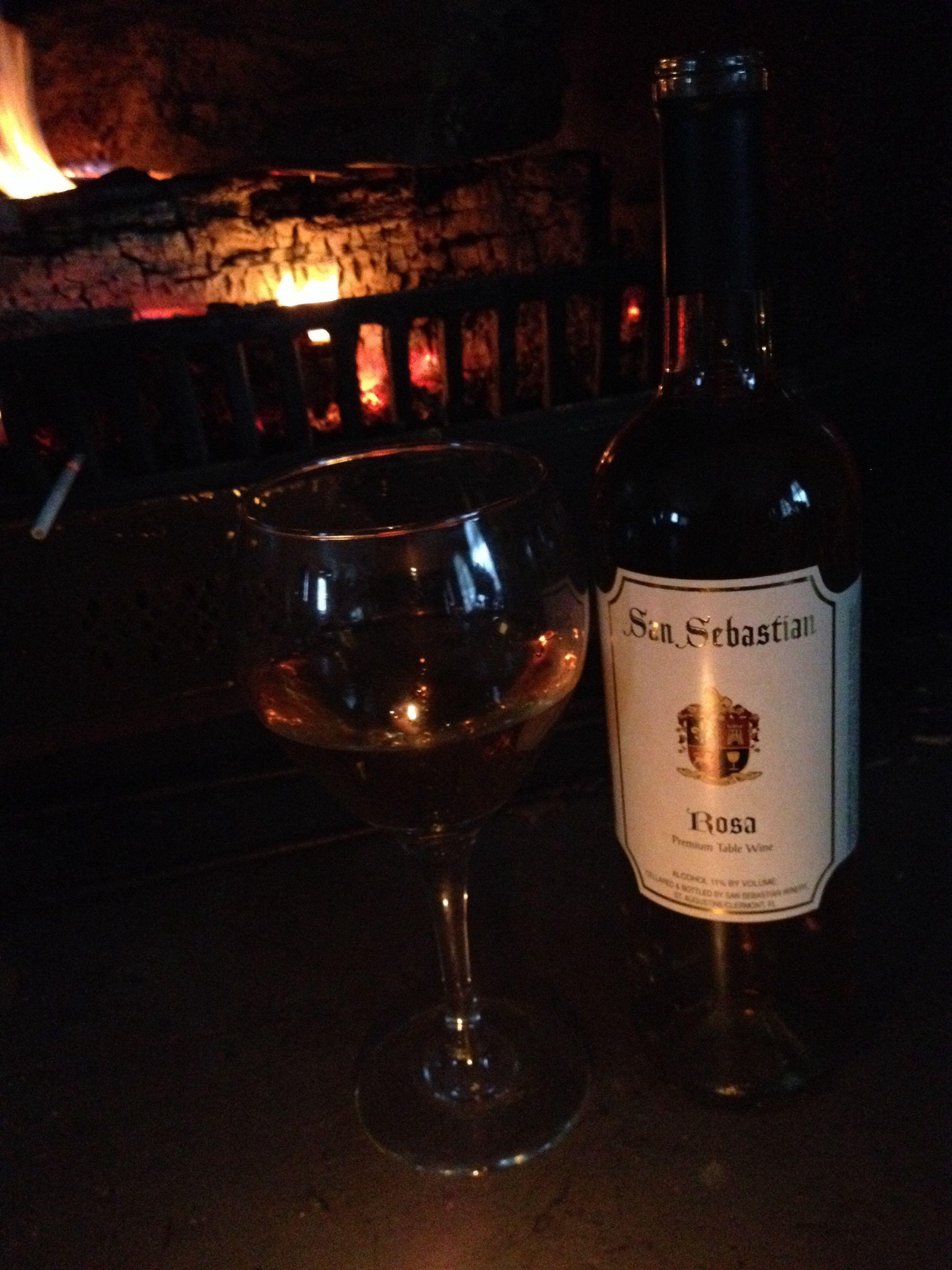 The Best Wine in my eyes!!! St. Augustine Florida's little treasure, San Sebastian Winery...