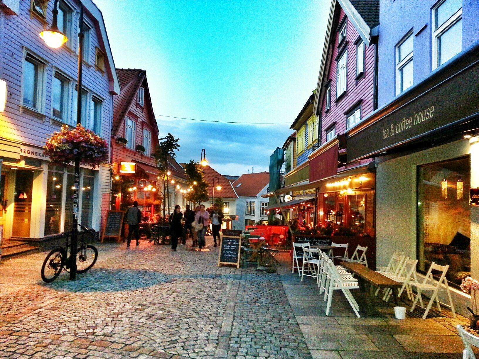 Stavanger, Øvre Holmegate, Norvegia (Photo: Harald Hansen/Visitnorway.com)