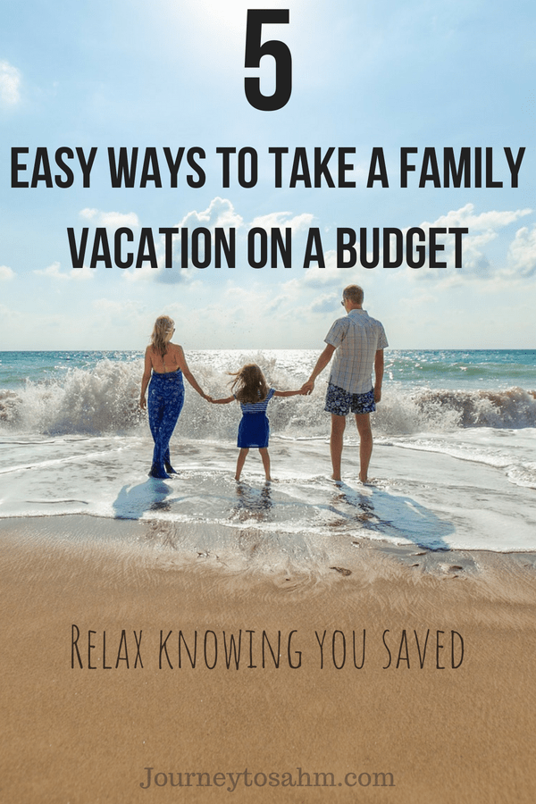 5 Tips for a Family Vacation on a Budget   THIS TODDLER ...
