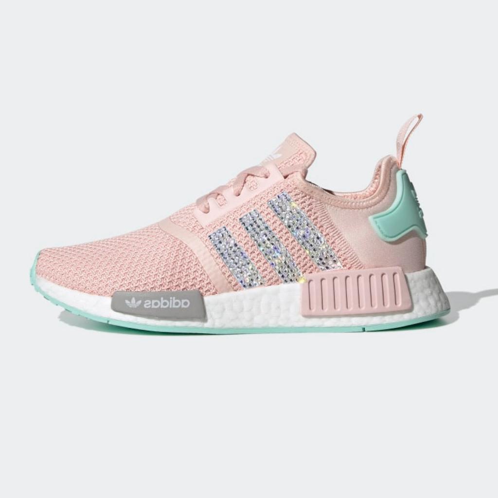 SWAROVSKI® Embellished Adidas Icey Pink