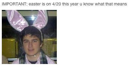 420 Blaze It This Easter Dudes Vampire Weekend Easter Dude