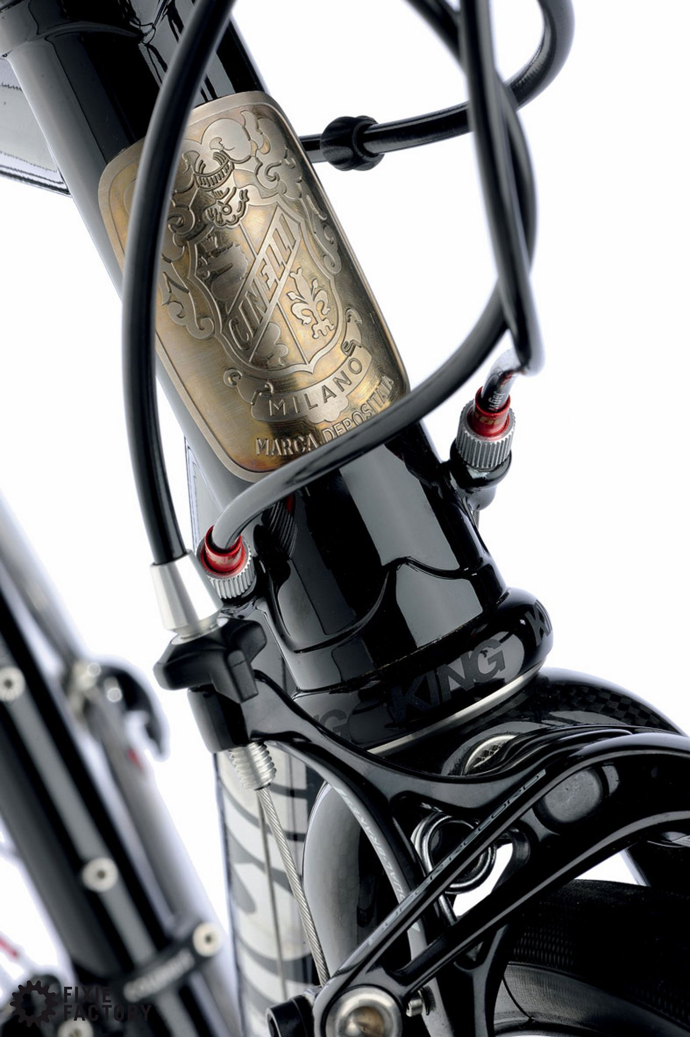 Picture From Cinelli Steel Bike Bike Gear Beautiful Bicycle