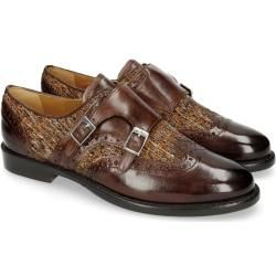 Monks & business shoes with buckles for women