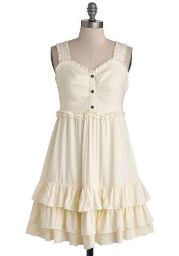 Late Morning Love Song Dress from ModCloth - $59.99 from: ModCloth