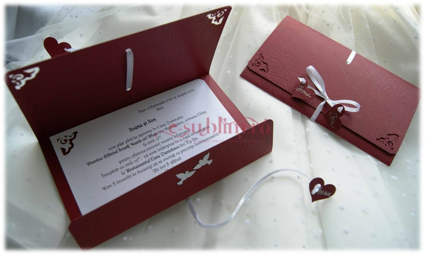 Invitatii Nunta Deosebite Căutare Google Invitatii Nunta Gift