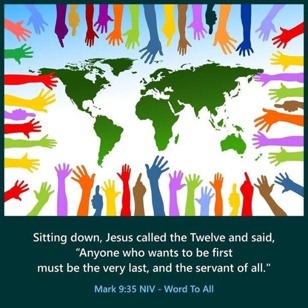 #BibleVerse #Serve