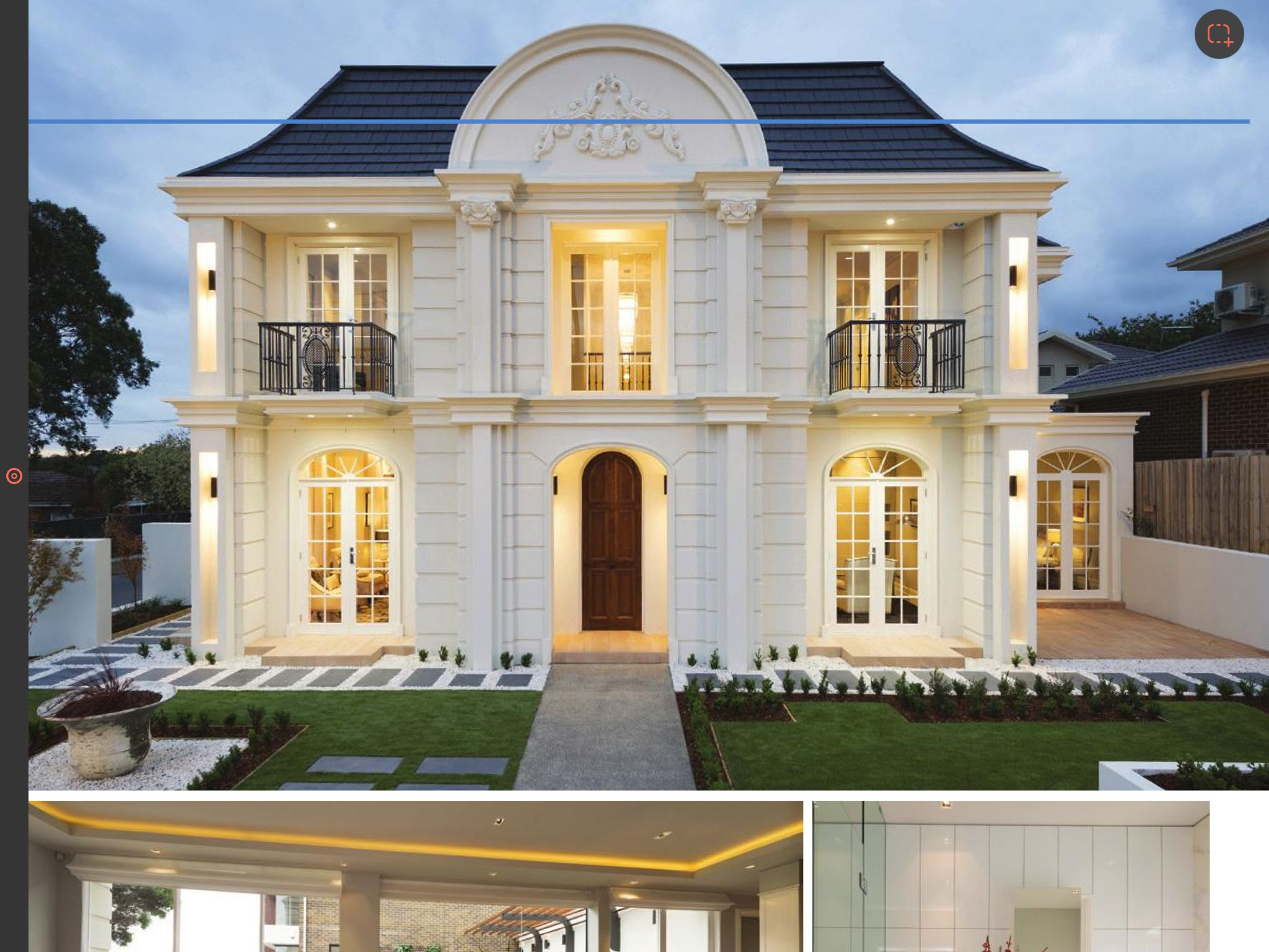 WELCOME TO FRENCH PROVINCIAL HOMES:: … | Town Home Plans & Decor ...