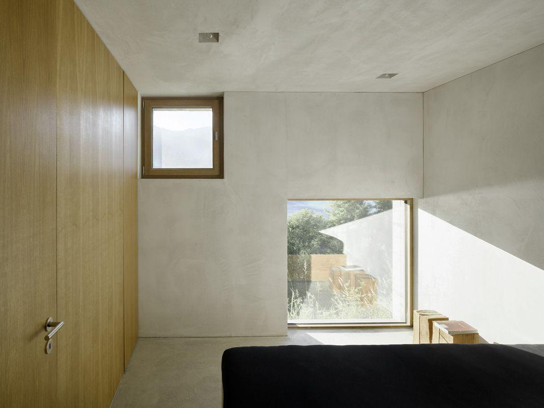Casa GR / Wespi de Meuron | licht | Pinterest | Haus, Haus und ...