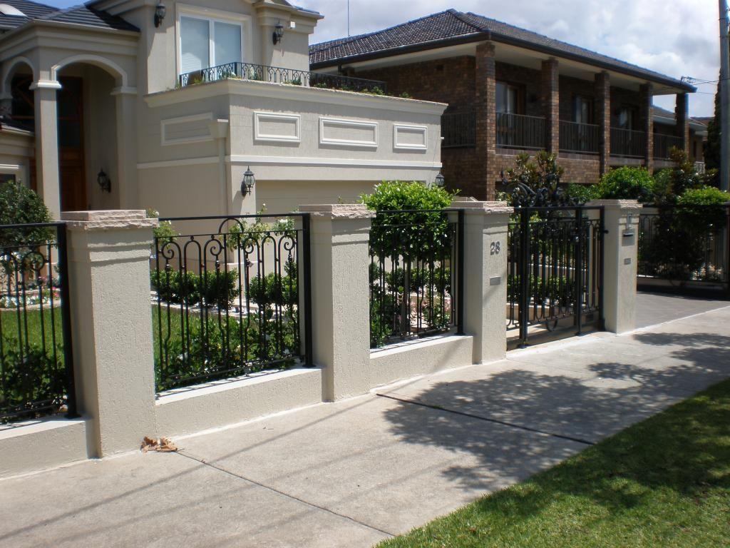 Gates Inspiration - Elegance in Iron - Australia | hipages.com.au