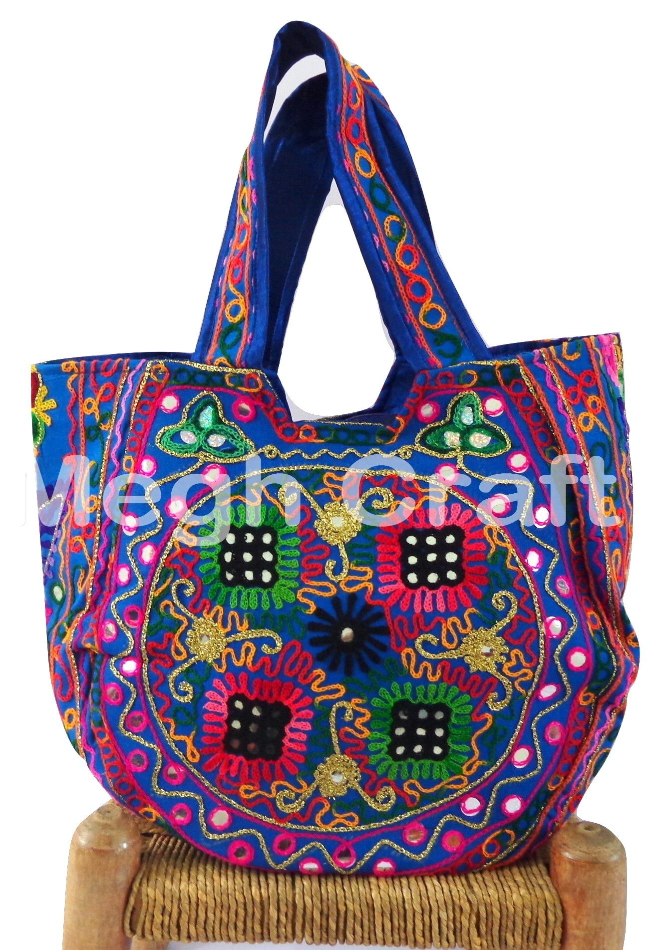 7b63dd7965 Banjara Kutch Mirror Work HandBags   Craftnfashion HamdmadeHandBags KutchEmbroideryHandBag BanjaraHandBag MirrorWorkHandBag